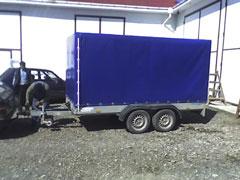 prelata auto - camion